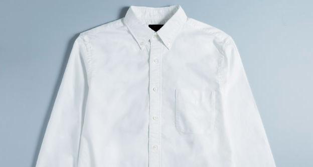 白シャツ面接