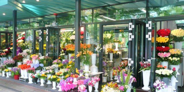 花屋バイト